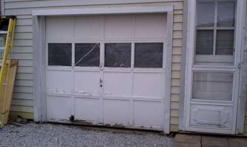 Old Garage Doors : Garage door installations cleveland area doors unlimited